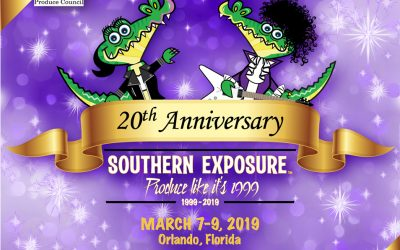 Freshline will be at the 20th annual Southern Exposure on March 7-9th 2019