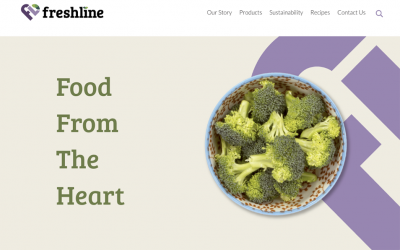 Freshline Launches New Website